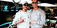 Lewis Hamilton y Cristiano Ronaldo - SoyMotor