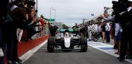 Hamilton consigue la 45ª victoria de su trayectoria - LaF1