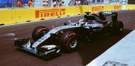 Hamilton no pudo remontar todo lo que quiso - LaF1