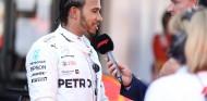 Lewis Hamilton tras ganar en el GP de España F1 2019 - SoyMotor