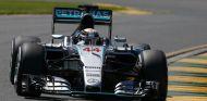Lewis Hamilton en Melbourne - LaF1