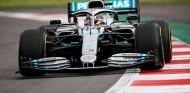 Lewis Hamilton en los Libres 1 del GP de México F1 2019 - SoyMotor.com