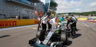Hamilton está teniendo muchos problemas técnicos en este inicio de mundial - LaF1