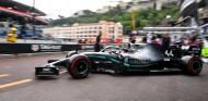 Lewis Hamilton en los Libres 1 del GP de Mónaco - SoyMotor