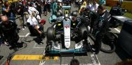 Hamilton ha sufrido muchos fallos mecánicos en lo que va de temporada - LaF1