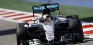 Hamilton termina segundo en el GP de Rusia - LaF1