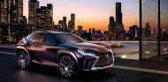 Lexus UX Concept 2016: inmersión tridimensional - SoyMotor.com