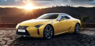 Lexus LC 500h Yellow Edition: exclusividad en tonos amarillos