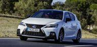El Lexus CT 200h presenta novedades en el Salón del Automóvil de Madrid - SoyMotor