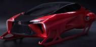 Lexus HX Sleigh Concept: Papá Noel jubila los trineos - SoyMotor.com