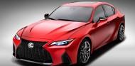 Lexus IS 500 2022: el rival del M3, con motor V8 atmosférico - SoyMotor.com