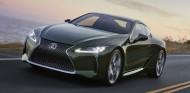 Lexus LC Edición Limitada: más exclusividad - SoyMotor.com