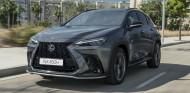 Lexus NX 2022: nueva generación híbrida y enchufable - SoyMotor.com