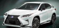 Toyota Racing Development da otro aire al Lexus RX - SoyMotor