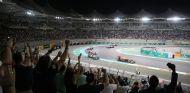 Detalle del GP de Abu Dabi 2016 - SoyMotor