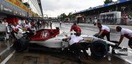 Marcus Ericsson en Monza - SoyMotor