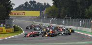 Salida del GP de México F1 2017 - SoyMotor.com