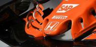Logo de Honda en el coche de McLaren – SoyMotor.com