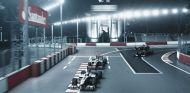 Imagen digital de cómo sería el Gran Premio de Londres - LaF1