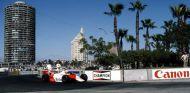 Imagen de archivo de la victoria de Niki Lauda en el Gran Premio de EEUU en Long Beach en 1982 - SoyMotor.com