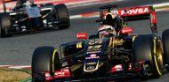 Pastor Maldonado en los test de Barcelona - LaF1