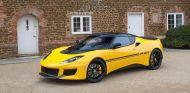 El Lotus Evora 410 es un fiel reflejo de la filosofía que sigue Lotus con sus vehículos - SoyMotr