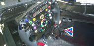 Fotografía del nuevo Lotus E22 en el test de Jerez - LaF1