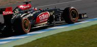 La ausencia de Lotus en Jerez perjudicare a Maldonado