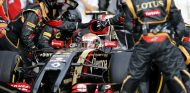 Para Taffin la falta de rodaje es la causa de sus problemas con Lotus - LaF1