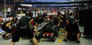 Pit stop de Kimi Räikkönen en Singapur - LaF1