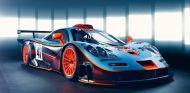 McLaren F1 GTR Long Tail - SoyMOtor