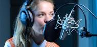 Luise Helm en el estudio - SoyMotor.com