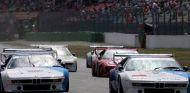 Niki Lauda con el BMW M1 Procar en Hockenheim - LaF1