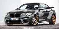 El futuro BMW M2 GTS será aún más ligero y potente