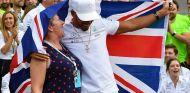 Lewis Hamilton y su madre, Carmen Lockhart, en México - SoyMotor.com