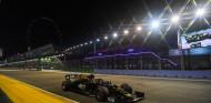 Haas en el GP de Singapur F1 2019: Sábado - SoyMotor.com