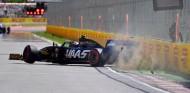Magnussen, contra el muro en Canadá - SoyMotor.com