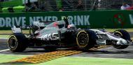 Magnussen en Monza - SoyMotor.com