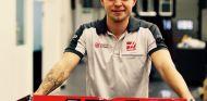 Magnussen con los colores de Haas - SoyMotor