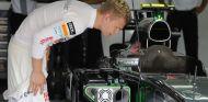 En McLaren afirman que no tienen problemas con el túnel de viento