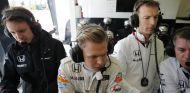 A pesar de haberle quitado el sitio, Magnussen tiene en muy alta estima a Alonso y Button - LaF1