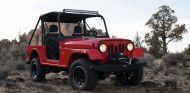 Mahindra ha aprovechado la posesión de los derechos para lanzar un clon del un clon del Willys Jeep original - SoyMotor