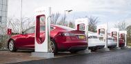 Supercharger de Tesla. ¿Será la imagen del futuro de Palencia? - SoyMotor