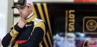 Maldonado tiene un pie y medio fuera de la F1 en 2017 - LaF1