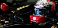Romain Grosjean en Shanghái - laF1