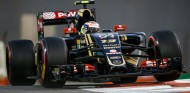 Pastor Maldonado en el GP de Abu Dabi 2015 - SoyMotor