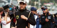Maldonado quiere compartir equipo en Lotus con alguien experimentado - LaF1