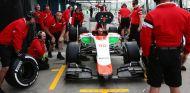 El equipo Manor en Australia - LaF1.es