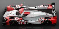 Diseño del Oreca LMP2 que usará el equipo Manor - LaF1