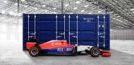 Así lucirá el monoplaza de Manor con la llegada de su nuevo socio: Flex Box - LaF1